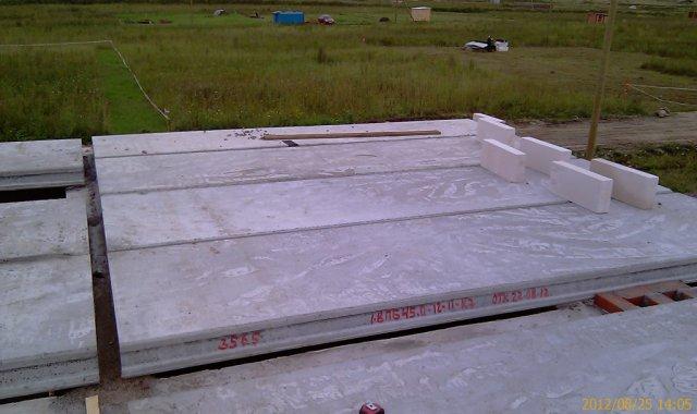 Плиты производства завода Меликонполар