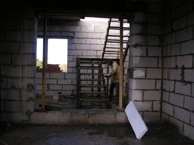 Сварная лестница