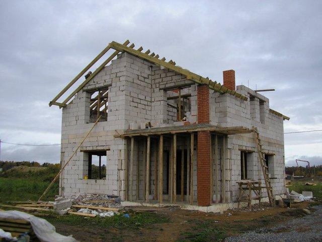 Вид дома по проекту 53-39
