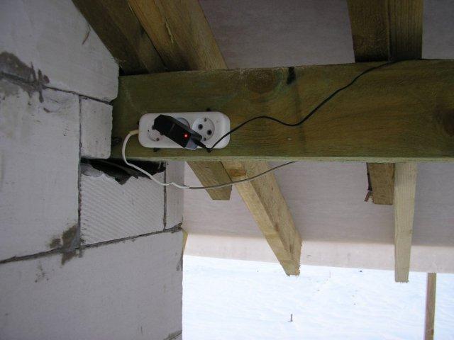 Электропитание Web-камеры