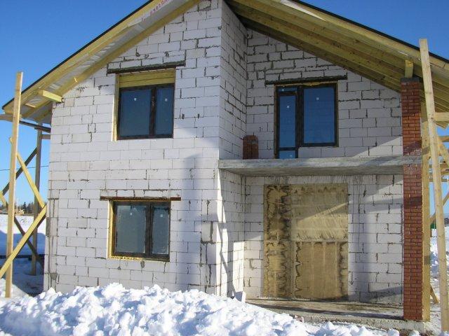 Балкон после зимы, март 2012