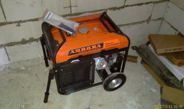 Куплен генератор
