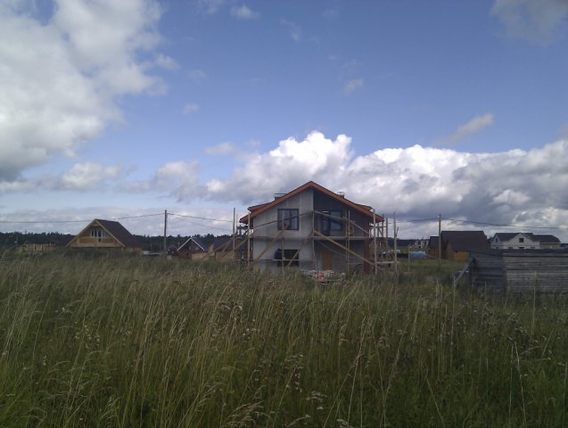 Дом в августе 14.08.2013