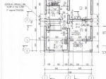 План 2-го (мансардного) этажа проекта коттеджа 53-39
