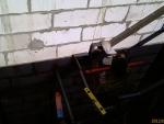 Монтаж сварной лестницы